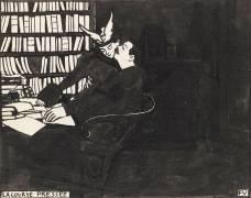 Les intimités : la course pressée (Vallotton Félix) - Muzeo.com