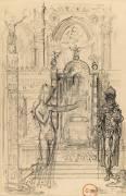 Salomé dansant devant Hérode (Moreau Gustave) - Muzeo.com