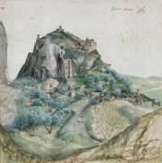 Vue du val d'Arco dans le Tyrol méridional (Albrecht Dürer) - Muzeo.com