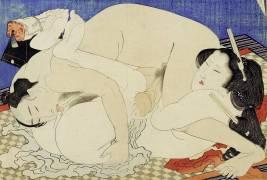 Fukujusô (Adonis) (Hokusai) - Muzeo.com