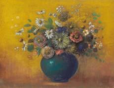 Bouquet de Fleurs (Odilon Redon) - Muzeo.com