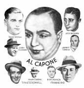 Gangsters américains des années 1920-1930 (Anonyme) - Muzeo.com