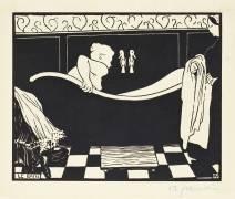 Le bain (Vallotton Félix) - Muzeo.com