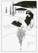 Le baiser de Judas (Audrey Beardsley) - Muzeo.com