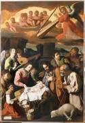 Adoration des bergers (Francisco de Zurbaran) - Muzeo.com