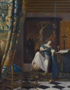 Allégorie de la Foi (Johannes Vermeer) - Muzeo.com