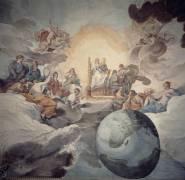 Allégorie des Arts (Pietro Berrettini) - Muzeo.com