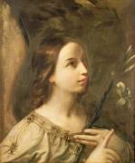 Ange de l'Annonciation (Guido Reni) - Muzeo.com
