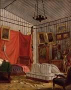 Appartement du comte de Mornay (Delacroix Eugène) - Muzeo.com