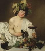 Bacchus (Le Caravage) - Muzeo.com