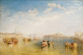 Giudecca, La Donna della Salute and San Giorgio (Joseph Mallord William Turner) - Muzeo.com