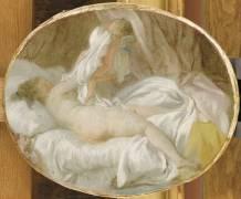 La Chemise enlevée (Jean-Honoré Fragonard) - Muzeo.com