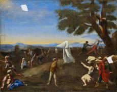 La décollation de saint Denis (Nicolas Poussin) - Muzeo.com