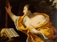 La Madeleine repentante (Simon Vouet) - Muzeo.com