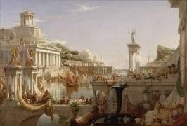 Le cours de l'Empire: l'Apogée (Thomas Cole) - Muzeo.com