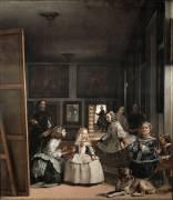 Les Ménines (Diego Vélasquez) - Muzeo.com