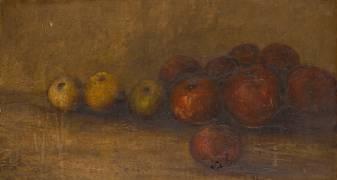 Les Pommes (Gustave Courbet) - Muzeo.com