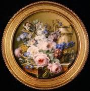 Nature Morte avec Fleurs dans un Panier (Gérard van Spaendonck) - Muzeo.com