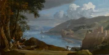Paysage (Champaigne Philippe de) - Muzeo.com
