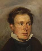 Portrait de Thalès Fielding (Delacroix Eugène) - Muzeo.com