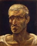Tête de naufragé (Géricault Théodore) - Muzeo.com