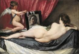 Vénus au miroir (Diego Vélasquez) - Muzeo.com