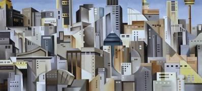 Composition regardant vers l''Est (Catherine Abel) - Muzeo.com