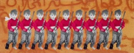 Enfants de la Guerre, enfants de la paix (Leila Shawa) - Muzeo.com