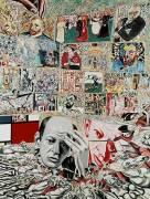 L'arrière-plan de Pollock ((Gudmundur Gudmundsson)) - Muzeo.com