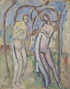 Adam et Eve (Bernard Emile) - Muzeo.com