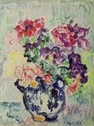 Anémones (Paul Signac) - Muzeo.com