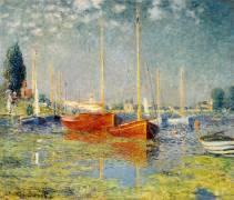 Argenteuil (Claude Monet) - Muzeo.com