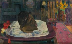 Arii Matamoe (La Fin Royale) (Paul Gauguin) - Muzeo.com