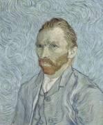 Autoportrait (Vincent Van Gogh) - Muzeo.com