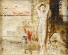 Baigneuses (Moreau Gustave) - Muzeo.com