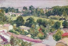Banlieue parisienne (Albert Marquet) - Muzeo.com