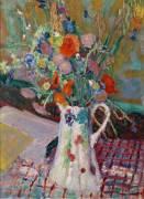 Bouquet de fleurs sauvages (Pierre Bonnard) - Muzeo.com
