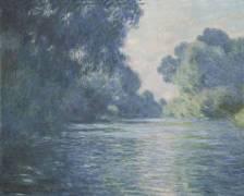 Bras de Seine près de Giverny (Monet Claude) - Muzeo.com