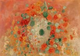 Capucines (Odilon Redon) - Muzeo.com