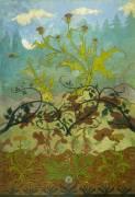 Chardons et Digitales (Paul-Elie Ranson) - Muzeo.com