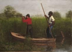 Chasse aux Rallidés sur le Delaware (Thomas Eakins) - Muzeo.com