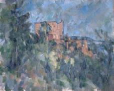 Château-Noir (Cézanne Paul) - Muzeo.com