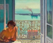 Contre-jour, Alger (Albert Marquet) - Muzeo.com