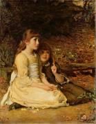 Coucou! (John Everett Millais) - Muzeo.com