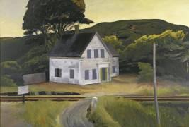 Dauphinee House (Edward Hopper) - Muzeo.com