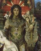 Détail de Jupiter et Sémélé (Moreau Gustave) - Muzeo.com