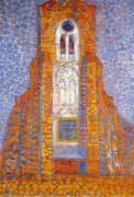 Eglise de Zoutelande (Mondrian Piet) - Muzeo.com