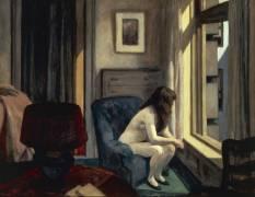 Eleven AM (Onze heures du matin) (Edward Hopper) - Muzeo.com