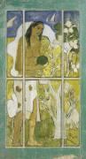 Femme de Tahiti. (Gauguin Paul) - Muzeo.com