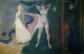 Femme en trois étapes (Sphinx) (Munch Edvard) - Muzeo.com